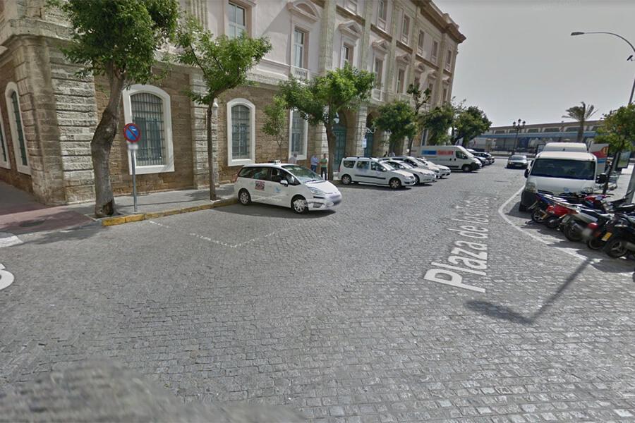 Paradas de Taxi en Cádiz 17