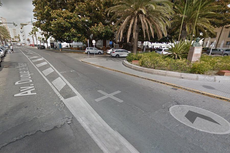 Paradas de Taxi en Cádiz 14