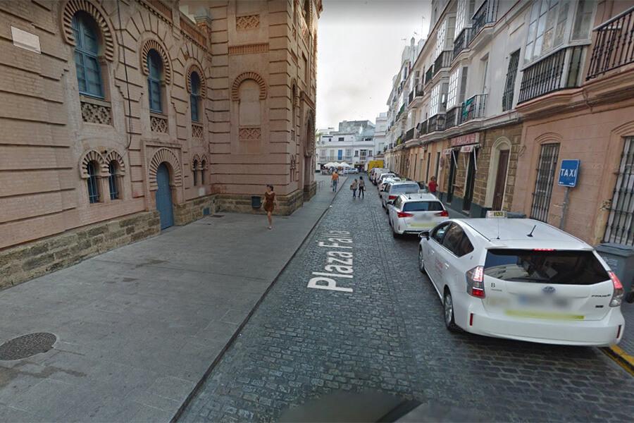 Paradas de Taxi en Cádiz 20