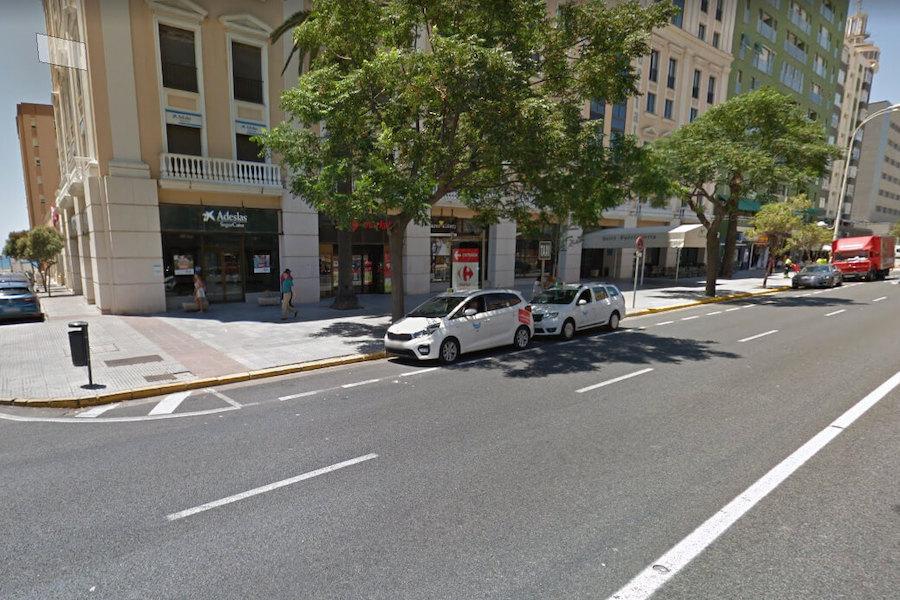 Paradas de Taxi en Cádiz 2
