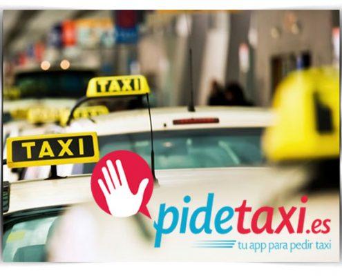 PideTaxi tu app gratis para pedir Taxi en Cádiz