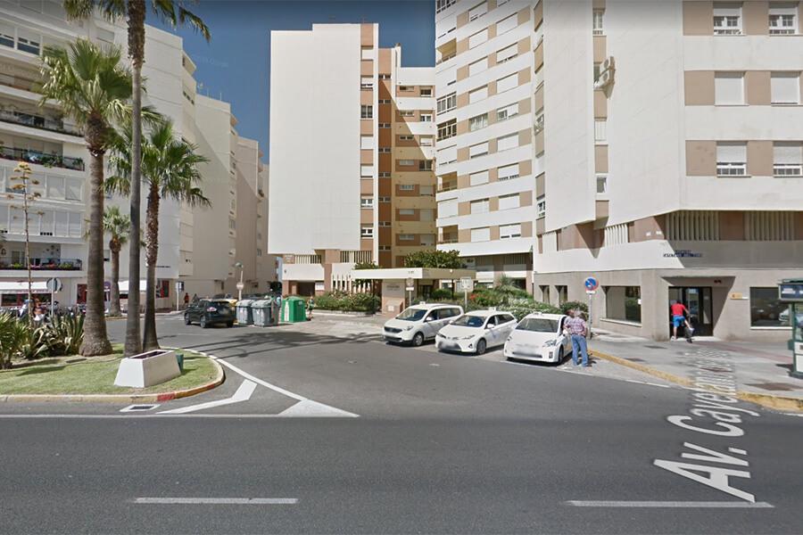 Paradas de Taxi en Cádiz 9