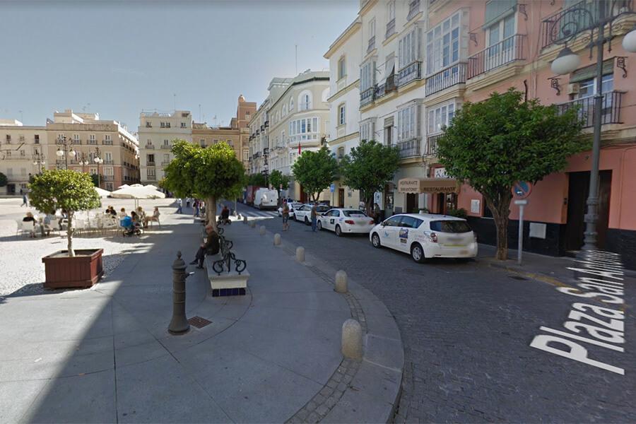 Paradas de Taxi en Cádiz 13