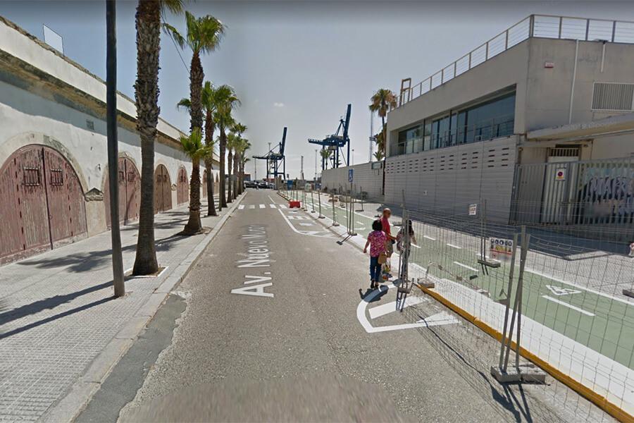 Paradas de Taxi en Cádiz 12