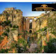 Tajo de Ronda. Sierra de Málaga. Haga turismo en taxi. Precio 4 pax por taxi