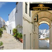 Vejer de la Frontera y Medina Sidonia. Haga turismo en taxi. Precio 4 pax por taxi